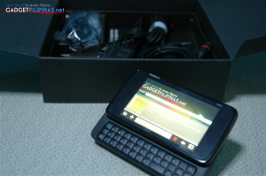 Exclusive Nokia N900 Review