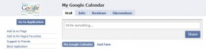 How to Integrate Google Calendar with Facebook