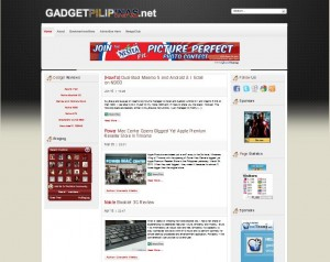 Gadget Pilipinas celebrates its 6 months of web-existence with a brand new look