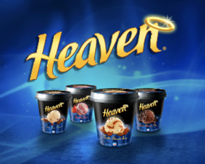heaven ice cream