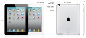 Apple Announces the iPad 2, Motorola Xoom Slowly Disintegrates in Mid Air