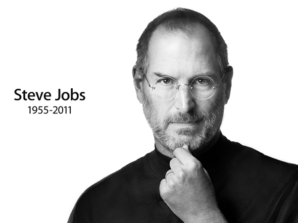 Steve Jobs Dies of Pancreatic Cancer