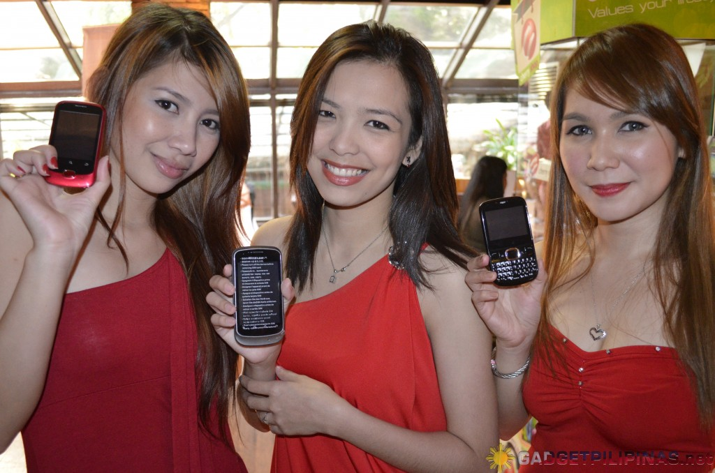 Cherry Mobile Stellar (middle)