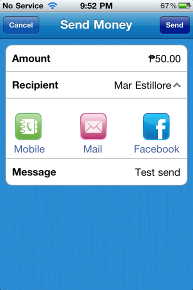 , GCASH mobile app for Apple iPhone to hit App Store in March 2012, Gadget Pilipinas