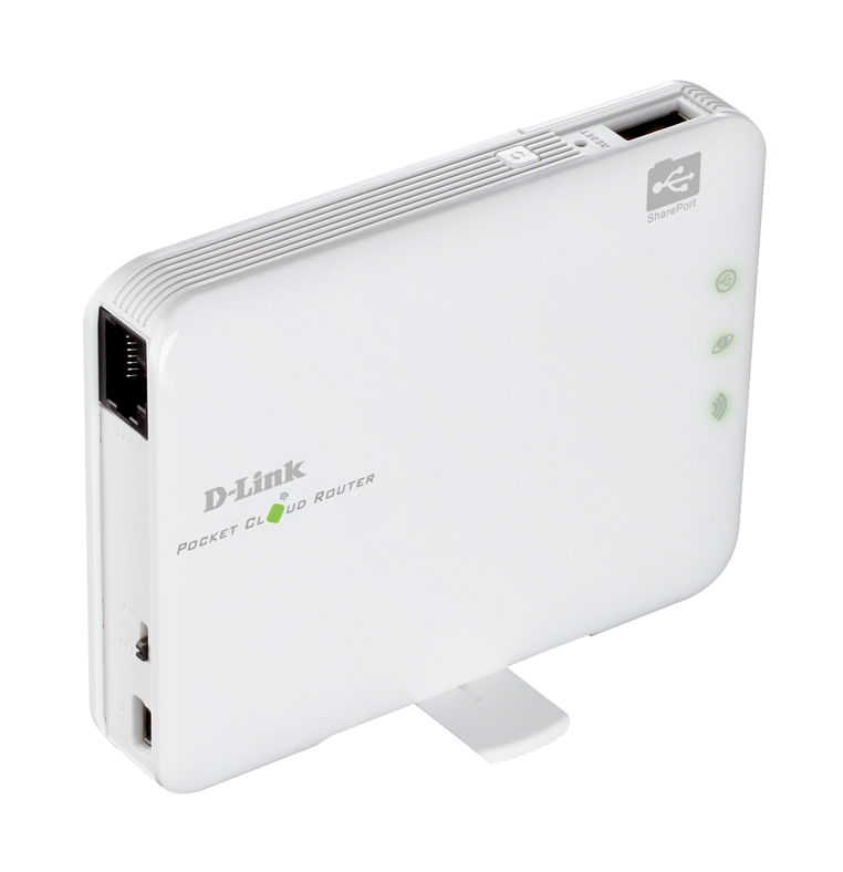 D-Link Launches Battery Operated Pocket Cloud Router For Easy Connectivity and File Sharing on the go *UPDATE