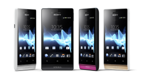 Sony's Budget Smartphone Due for Release in September?