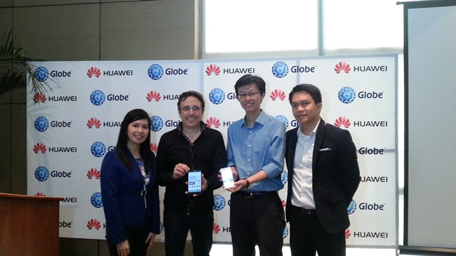 Globe and Huawei Launch New Phones, Globe and Huawei Launch New Phones, Gadget Pilipinas, Gadget Pilipinas