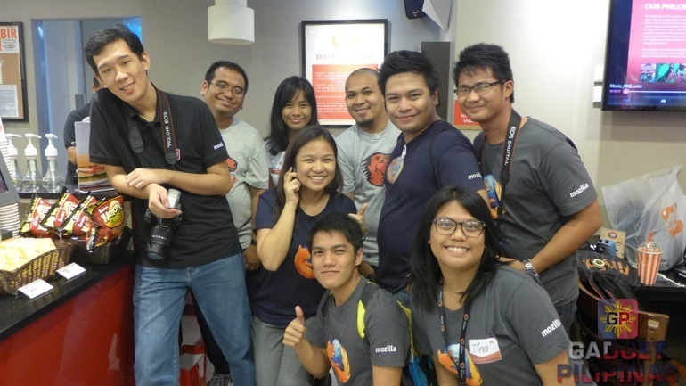 WoMoz Philippines, Women of Mozilla