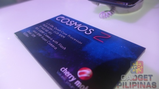 Cherry Mobile Cosmos Z Specifications