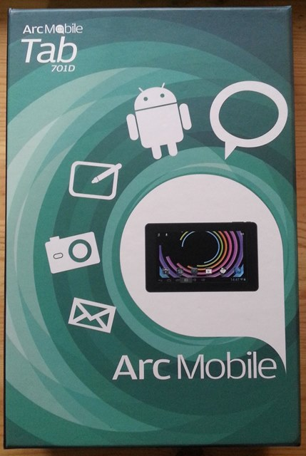 Arc Mobile 701D Review