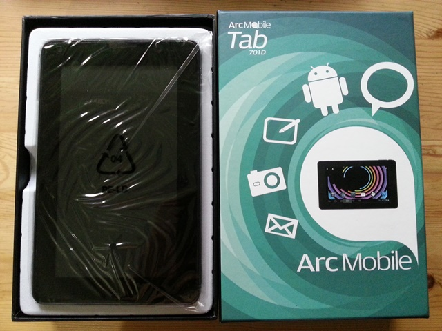 20130525 152004 Arc Mobile 701D Review