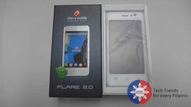 cherry mobile flare 2.0 unboxing, Cherry Mobile Flare 2.0 Unboxing, First Impressions and Giveaway, Gadget Pilipinas