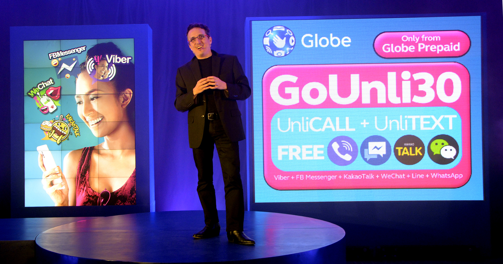 Globe Senior Advisor for Consumer Business Peter Bithos (1)