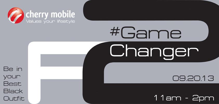 Cherry Mobile Gamechanger