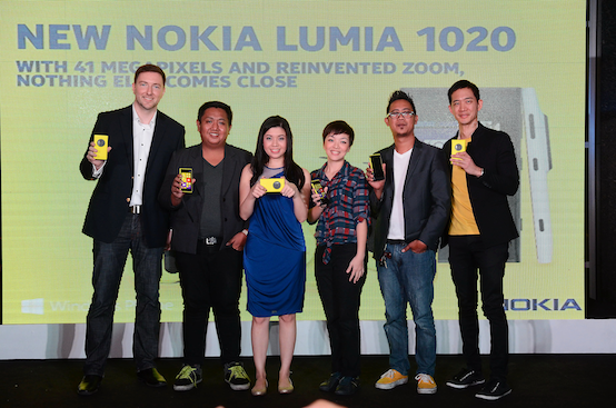 Nokia Lumia 1020 is Now Available in the Philippines for PhP 35650
