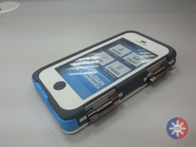 armor series for iPhone 5, Otterbox Armor Series for iPhone 5 Unboxing and Review, Gadget Pilipinas