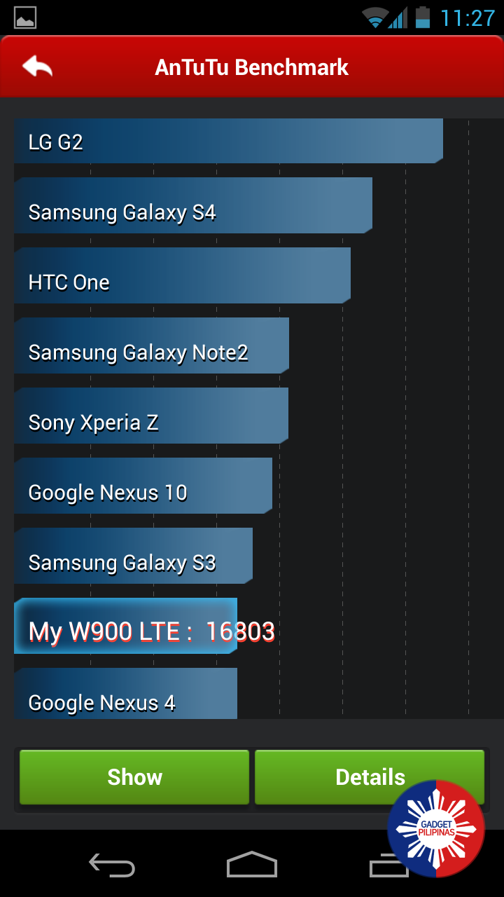 W900 LTE Review 12