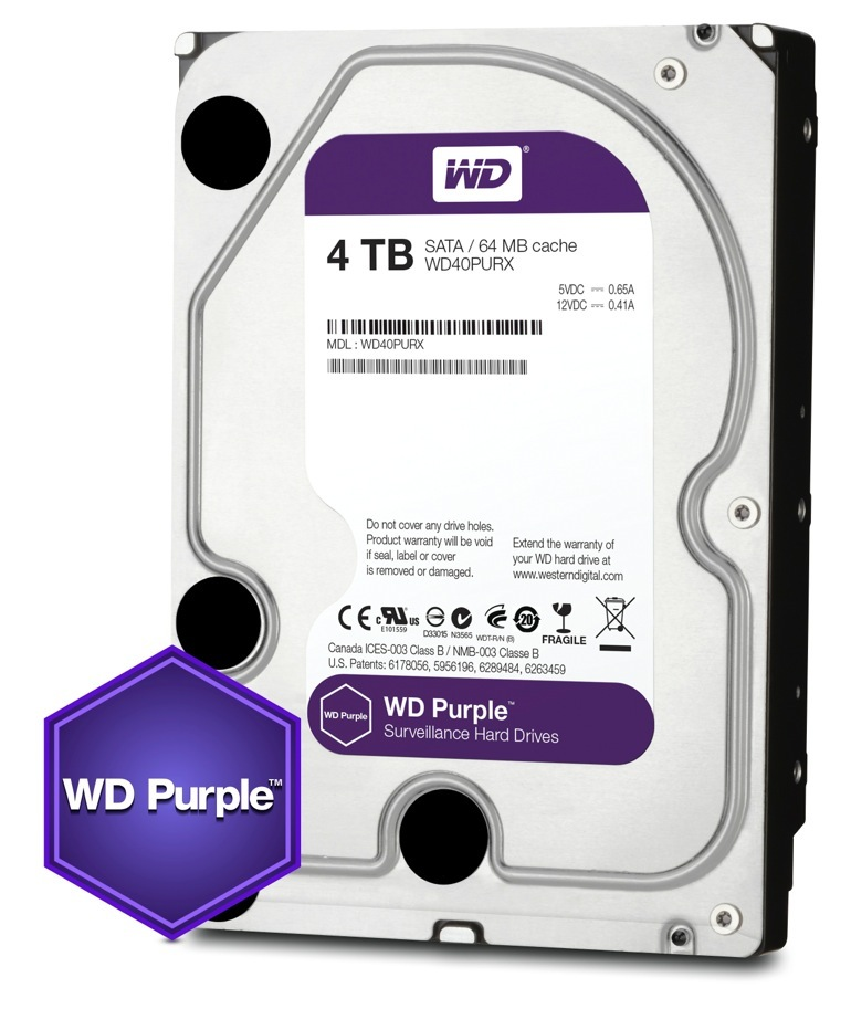 WD Purple 4