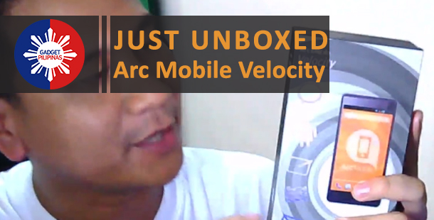 Arc Mobile Velocity Unboxing