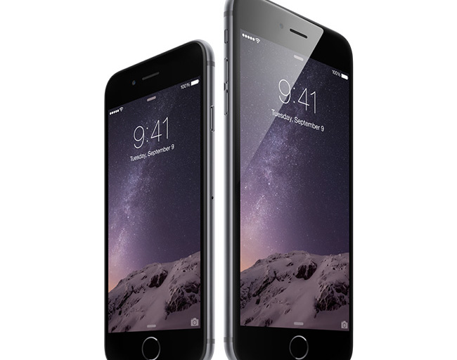 Smart Green-lights iPhone 6 and iPhone 6 Registration Page *UPDATE