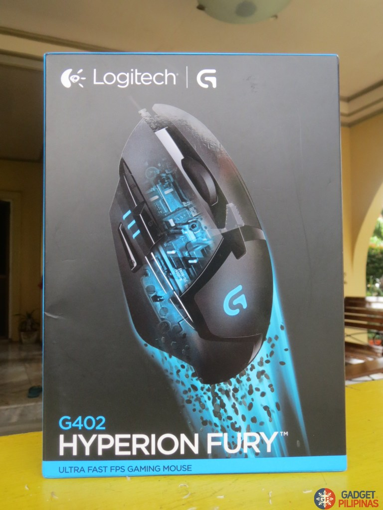 Logitech G402 Hyperion Fury FPS Gaming Mouse Review – Gadget