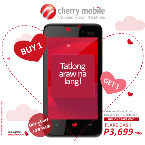 , Buy Flare Dash for a Price of One, Gadget Pilipinas, Gadget Pilipinas
