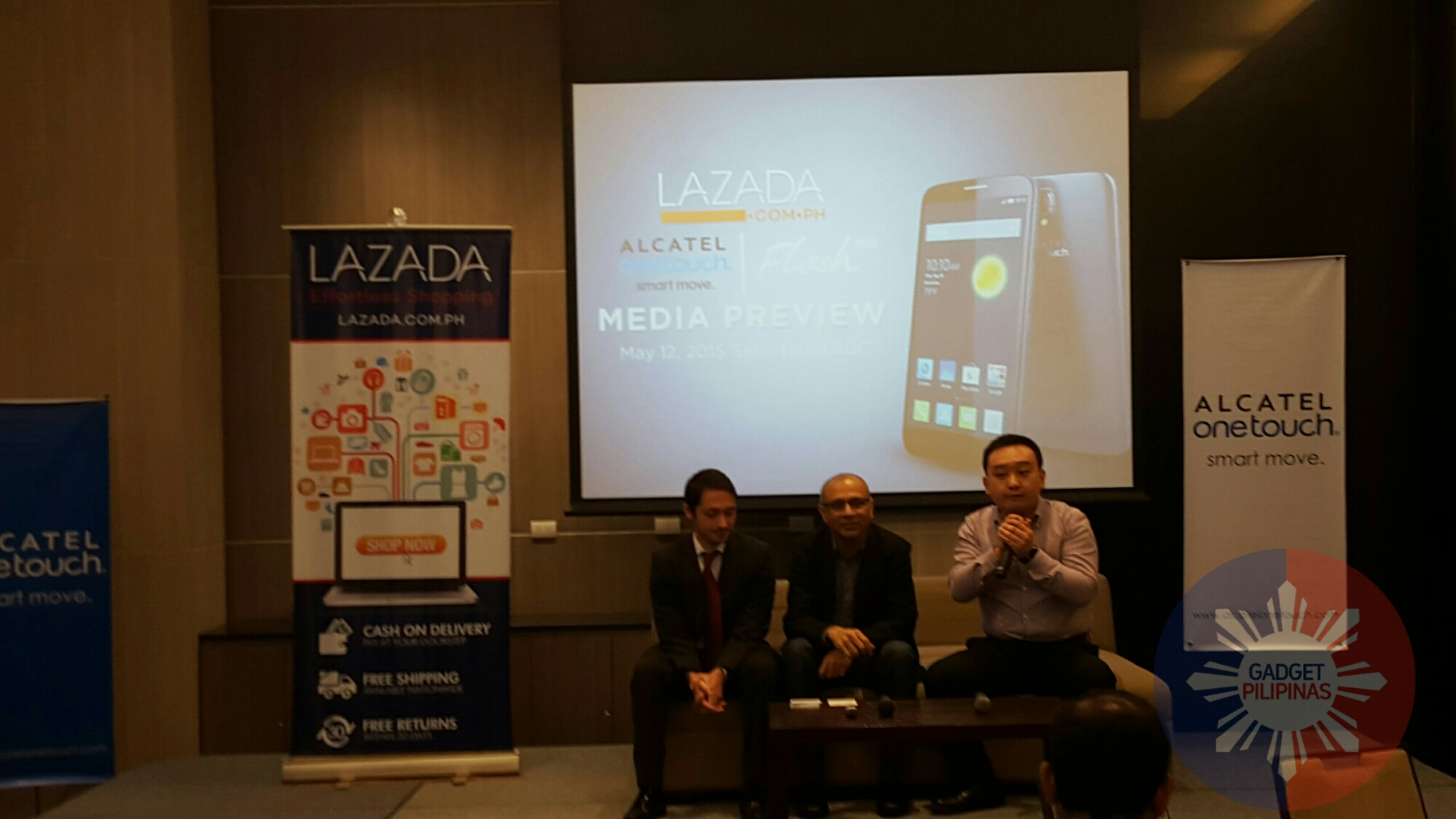 , 64-Bit Octa-Core Alcatel Flash Plus is Coming this May 15 via Lazada, Priced at PhP6,490, Gadget Pilipinas