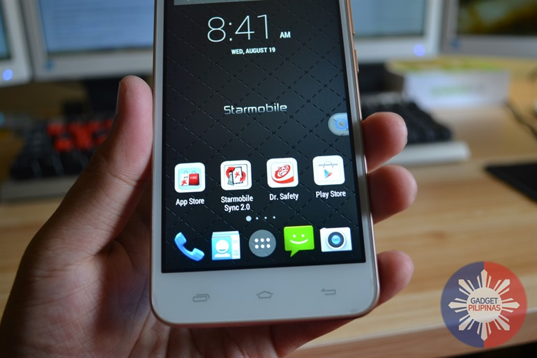 Starmobile Up Vision 6