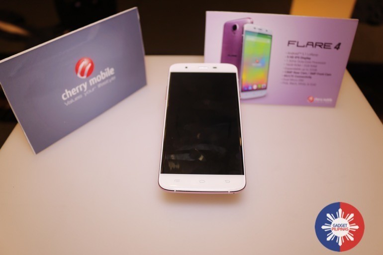 , Cherry Mobile Flare 4 and Cherry Mobile Flare S4: What's the difference?, Gadget Pilipinas, Gadget Pilipinas