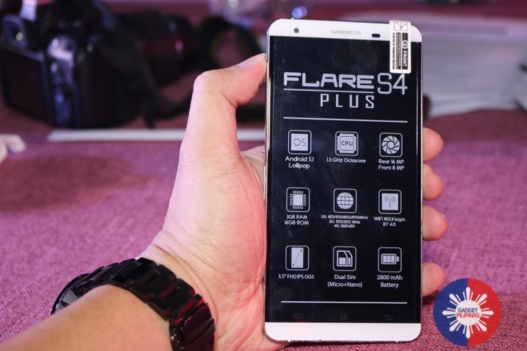 Cherry Mobile Flare S4 Plus 5