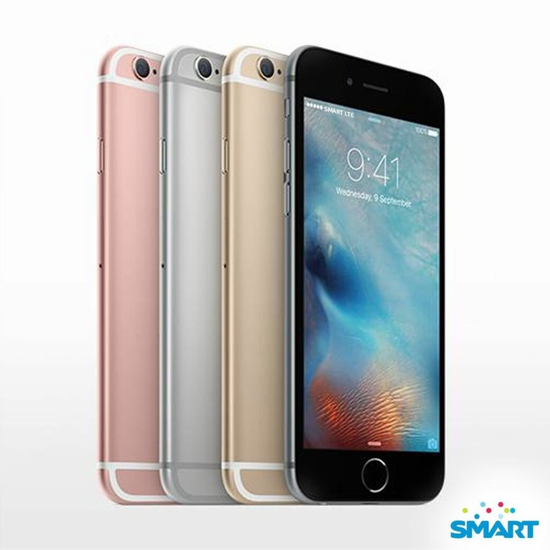 Smart iPhone 6s 770x770 - Smart reveals iPhone 6s and iPhone 6s Plus Plans, FREE at Plan 2000 and Plan 2499 Respectively