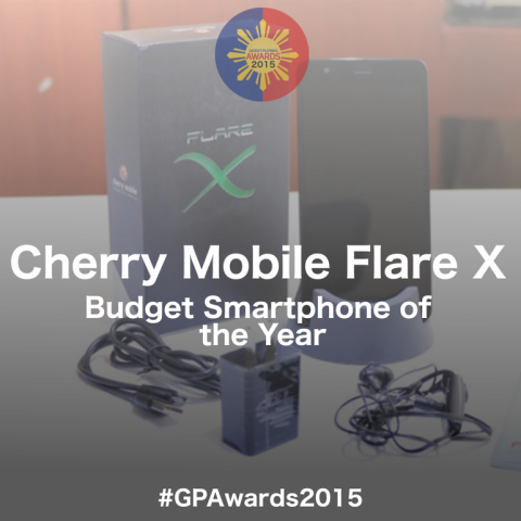 Gadget Pilipinas Awards, The Best Things in 2015: Gadget Pilipinas Awards, Gadget Pilipinas