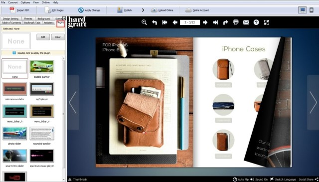 anyflip, Convert PDFs into Realistic Flash and HTML5 Flipbook with AnyFlip [Code Giveaway], Gadget Pilipinas