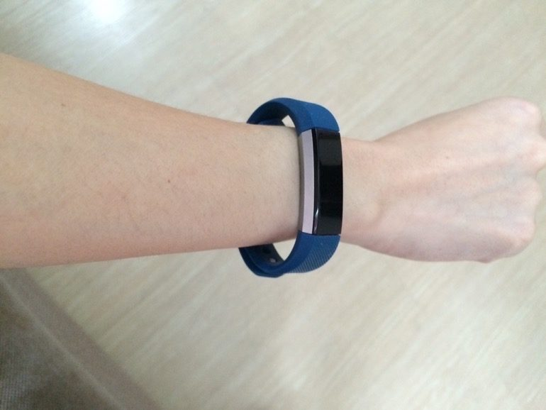 Fitbit Alta Review 5