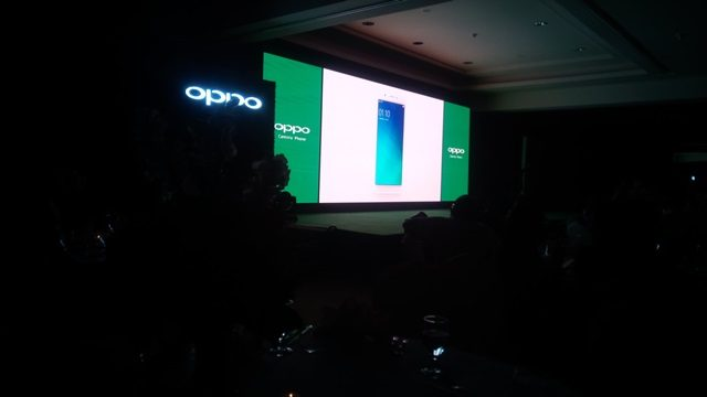 The OPPO F1s is revealed