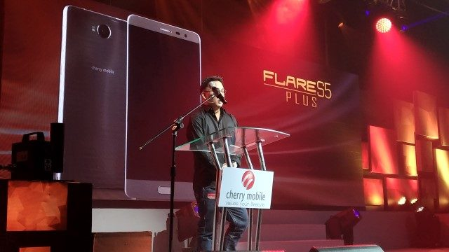 The Flare S5 Plus