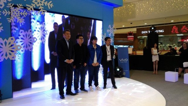 SM Supermalls and Vivo Execs Getting Ready to Sign to Contract