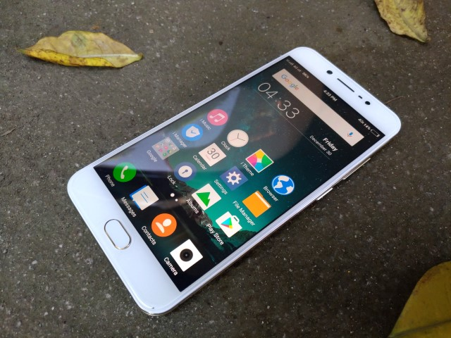 v5 unit21 - Vivo V5 Review: Worthy of the Title