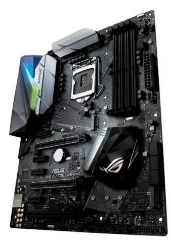 ROG STRIX Z270E GAMING 3D Custom