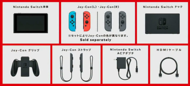 switch package