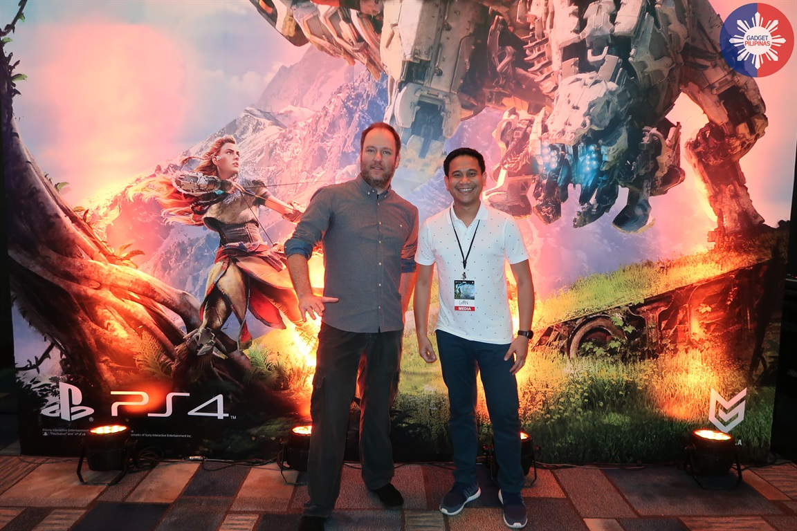 Sony Horizon Zero Dawn Launch 2