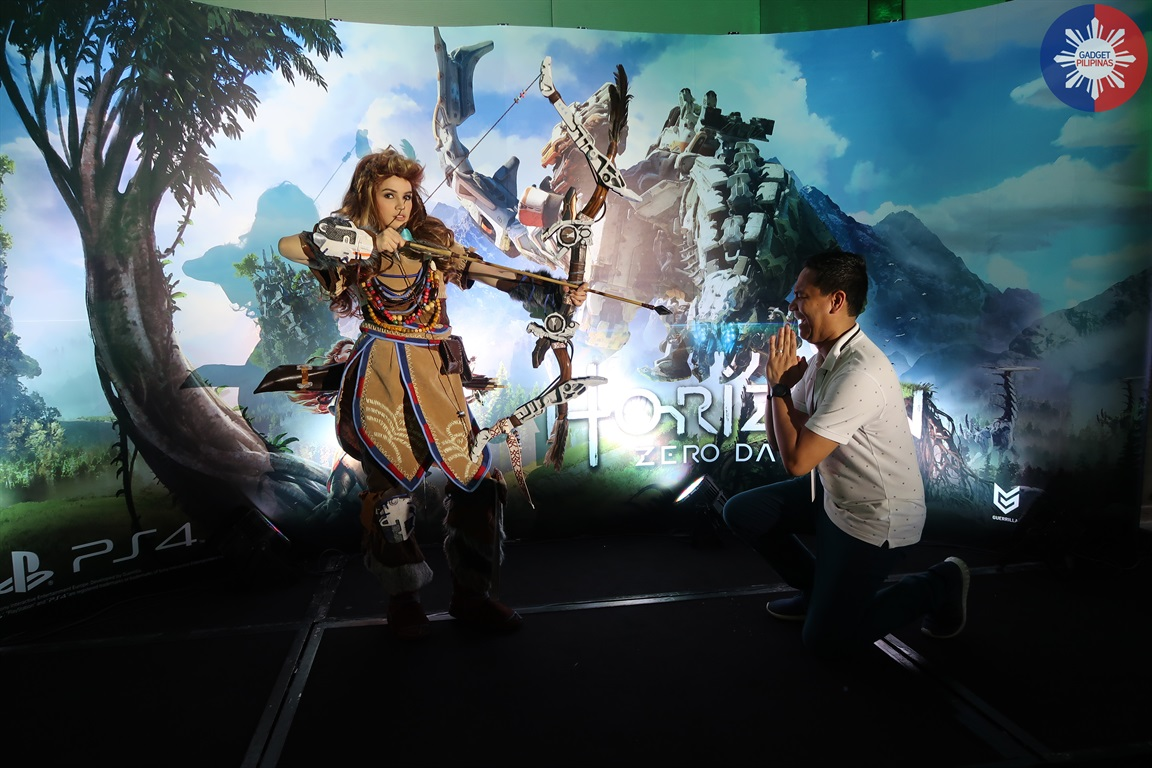 Horizon Zero Dawn, Horizon Zero Dawn Launches in PH, Available on February 28, Gadget Pilipinas