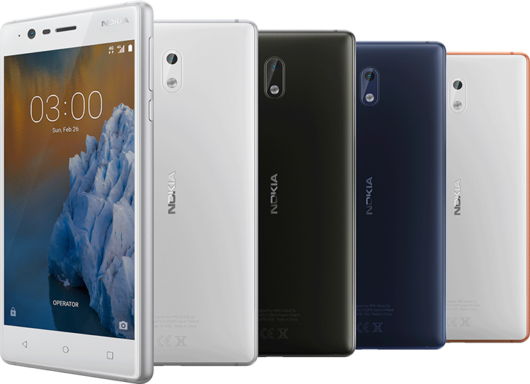 , HMD Global Officially Launches Nokia 3, 5, 6 and New 3310 in PH!, Gadget Pilipinas