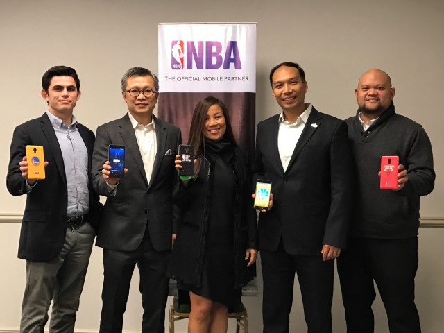 Cloudfone Launches NBA Edition Smartphone: Available Starting May 1 for Only PhP8,999!