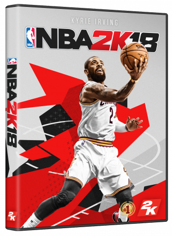 Kyrie Irving 2k18 cover