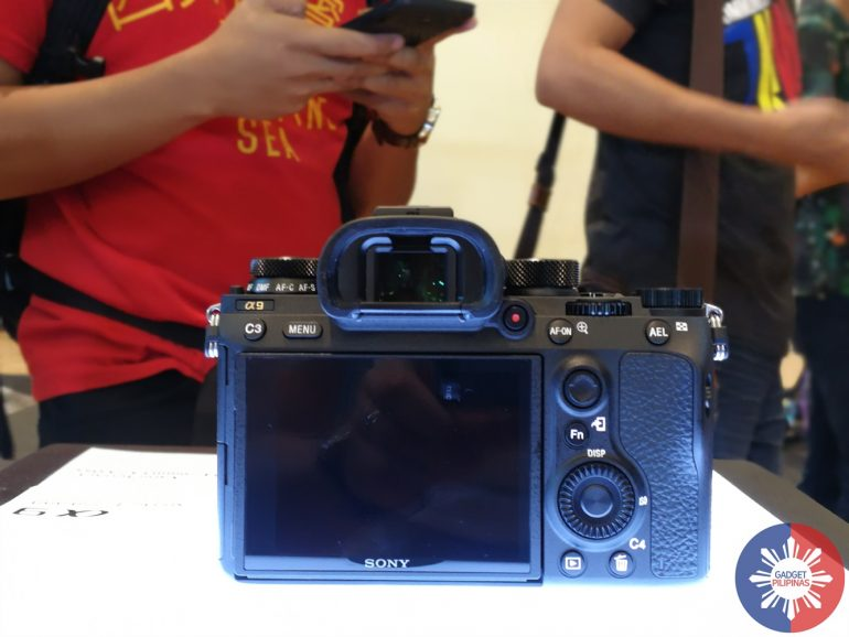 Sony A9 Philippines 6 770x578 - Sony brings ultra-flast mirrorless A9 to PH