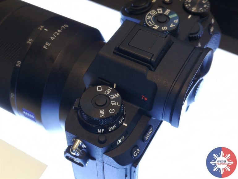 Sony A9 Philippines 8 770x578 - Sony brings ultra-flast mirrorless A9 to PH