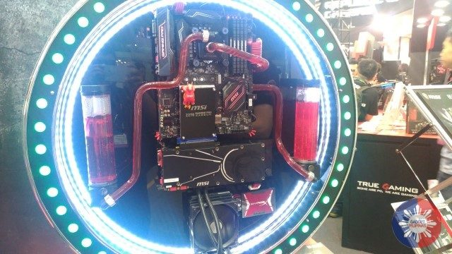 , A Quick Look at the MSI Booth in COMPUTEX 2017!, Gadget Pilipinas, Gadget Pilipinas