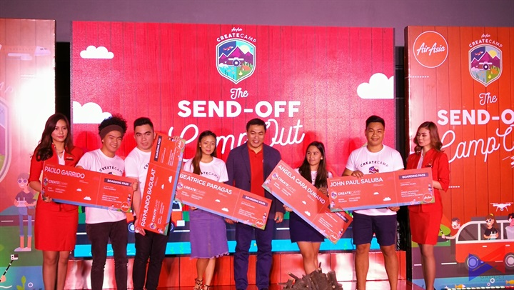 , AirAsia selects finalists in its social media reality show, Gadget Pilipinas