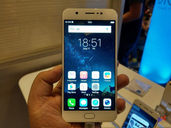 Vivo Y69 Launches in PH: Octa-Core Processor, 13MP Camera, Android Nougat